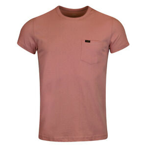 Lee Pocket T Shirt Faded Pink NEW $11.20