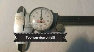 Starrett 120 Or 120a Service Will Include New Crystal Cleaning Zero Reset