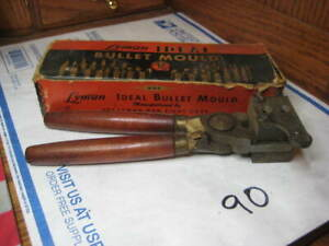 Lyman Bullet Mould Mold 2 Cavity 452490 45 caliber $100.00