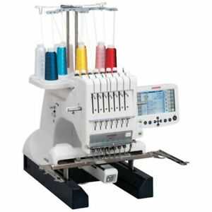 Janome Mb 7 Commercial 7 Needle Embroidery Machine