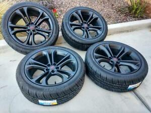 Dodge Charger Challenger Magnum Oem 20 Inch Wheels Factory Alloy Rims Tires 20