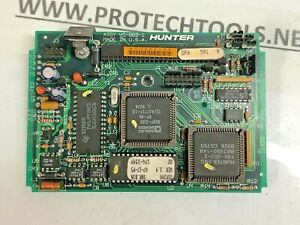 Hunter Alignment Engineering Board Dsp200 Head 45 669 1 P59