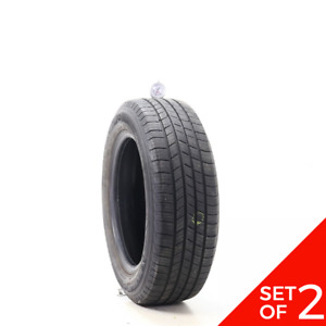 Set Of 2 Used 205 60r16 Michelin Defender 92t 7 5 8 32