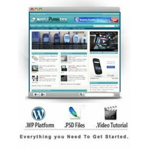 Mobile Phones Blog Ready Made Turnkey Income Producing Sites Free 3mo Hosting