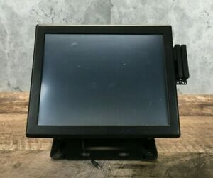 Unypos Modpos d2550 Touch Screen Monitor 15t d 5wr Pos Terminal untested