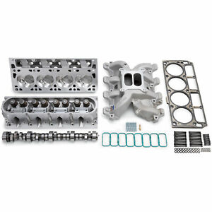 Edelbrock 2082 Rpm Power Package Top End Kit 2004 later 6 0l Ls2 Without Timing