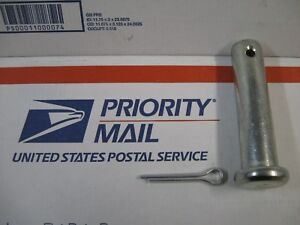 1 Genuine Fisher 6816 7903k Western 93077 Plow Clevis Pin Kit 1 X 4 Cotter