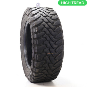 Used Lt 35x12 5r20 Toyo Open Country Mt 121q 10 5 32