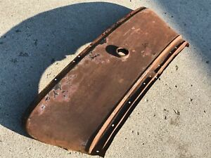 1930 1931 Ford Model A Gas Tank Cowl Top Coupe Sedan Roadster Pickup Hot Rat Rod