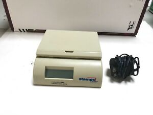 Used Stamps com Electronic Postage Scale 5 Lb Capacity
