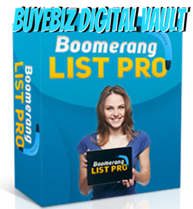 Boomerang List Pro Resell Rights software Free Autoresponder Account Sale 2 79