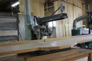 Model 7790 Bench Top Radial Arm Saw