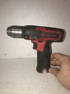 Snap On 14 4v 3 8 Drill Cdr761a Works Perfectly Tool Only