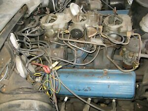 1959 1960 Cadillac Tripower Used Original Tri Power From Parts Car