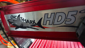 Next Wave Shark Hd5 Cnc With Water Cooled Spindle
