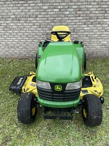 2012 John Deere X700 Lawn Mower 62 Deck And Only 560 Hours