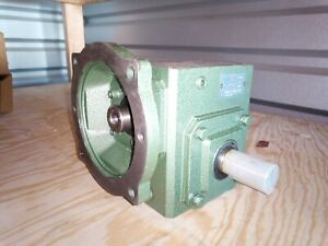 Worldwide Electric Co Speed Reducer Gearbox Pcqy Ratio 5 1 Frame 56c