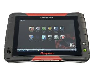 Snap on Verus Edge Diagnostic Scanner 20 2 Domestic Asian Euro Complete Set