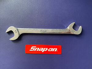 Snap On 3 4 Sae Four way Angle Head Open end Wrench Vs24