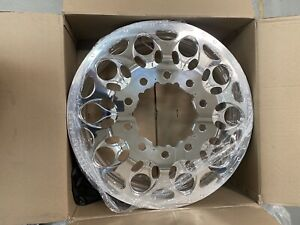 26x8 25 American Force Carnage Wheels Front Pair Only