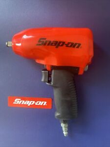 Snap On Tools Super Duty Impact Air Wrench 3 8 Drive Mg325