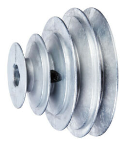 Chicago Die Casting 1416 V groove 4 step Pulley 5 8