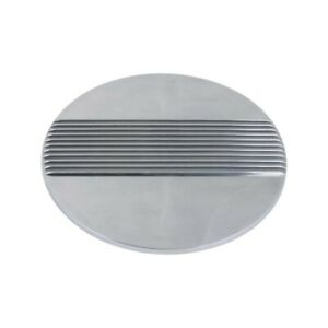 Ford Pickup Truck Cal Custom Style Air Cleaner Lid 14 Od Finned Aluminum Top