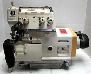 Union Special Sp161 Cylinder Bed Overlock Serger Industrial Sewing Machine Head