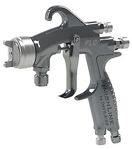 Devilbiss 905161 Flg Pressure Hvlp 1 4 1 8 Nozzle Spray Gun With Hav501