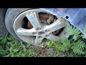 Wheel 16x6 Alloy Hatchback Protege5 Polished Fits 02 03 Mazda Protege 269892