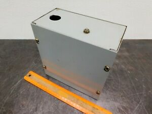 Hoffman Electrical Enclosure A se8x8x4nk 8 x8 x4 Screw Cover Connection Box