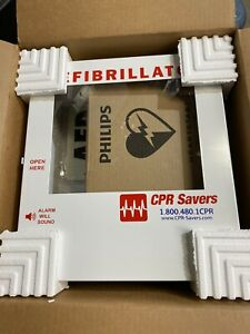 Philips Onsite Business Package Brand New Aed Pads Out Of Date M5066a