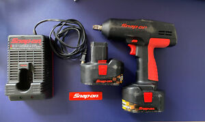 Snap on Ct3850 18v 1 2 Drive Cordless Impact Wrench