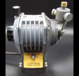 Precision Control Products 10681 361 Chemical Feed Pump Untested Sold As Is