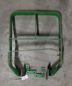 John Deere Grille Brush Guard 4400 4500 4600 Compact Bw14378 H160 H180 W spacers