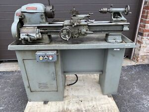 South Bend Model A Precision Tool Room Lathe With Taper Attachment