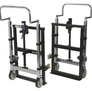 Hydraulic Furniture Equipment Safe Mover Set 3960 lb Capacity 10in Lift