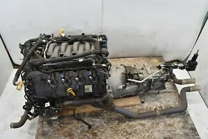 2015 2017 Ford Mustang Gt 5 0 Coyote Engine Swap Dropout Transmission 6spd 15 17