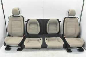 2015 2010 Ford Mustang Gt 5 0 Seat Set Assembly Factory Oem 15 20
