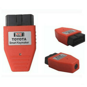 St Replace Eobd2 Smart Key Maker For Toyota And Lexus 4c 4d Chip Key Programmi