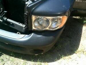 Front Bumper Upper Fascia Only Fits 02 05 Dodge 1500 Pickup 151407