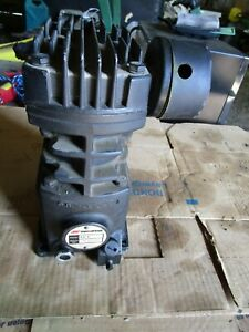 Ingersoll Rand Ss3 Bare 3 Hp 1 Stage Air Compressor Pump Parts Or Repair Only