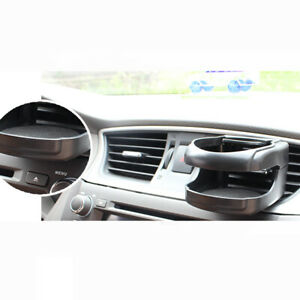 Car Vehicle Drink Bottle Cup Holder Beverage Water Stand Air Vent Accessories