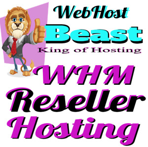 Whm Reseller Unlimited Everything Hosting Special 2 79 mo W 30 Days Free Sale