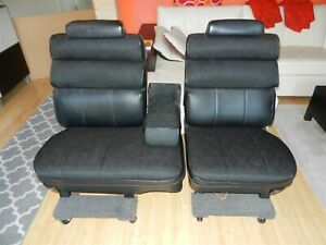 1971 1976 Cadillac 60 40 Split Bench Front Seat Fleetwood 1972 1973 1974 1975