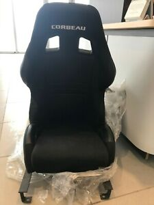 Corbeau Seats A4 Reclining Racing Seat With Base Bracket