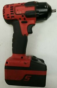 Snap On Ct8810b 18v 3 8 Impact Wrench W Battery