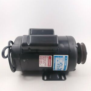 5 Hp Spl 3450rpm Y56 Frame 230 Volts Replacement Air Compressor Motor Century