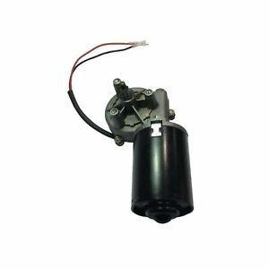 Bemonoc High Torque 24v Dc Electric Right Angle Reversible Gear Motor 50 Rpm