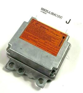 2008 13 Infiniti G37 Coupe Srs Air Bag Control Module Needs Reset Used